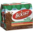 Boost High Protein Nutritional Energy Drink, Chocolate, 6ct